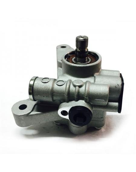 Aluminum Iron Power Steering Pump for 99-03 ACURA TL HONDA PILOT 03-04