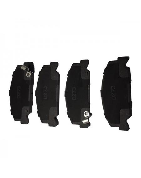 1 Set /4 Ceramic Brake Pads For Front 7178-d273