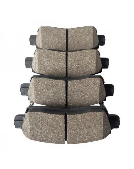 1 Set /4 Rear 7760-D883  Ceramic Brake Pads