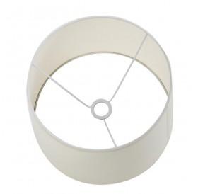 40*40*26cm Modern Bedroom Linen Floor Lamp Lampshade Beige